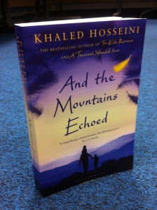 2013 Best Fiction winner And the Mountain Echoed by Khaled Hosseini